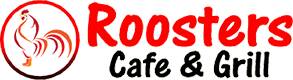 rooster cafe & grill logo